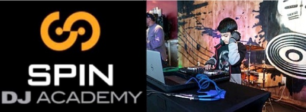 Spin DJ Academy Camps
