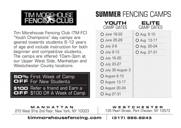 Why Fencing? -