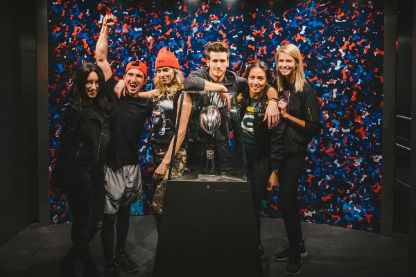 nfl experience times square champions stage