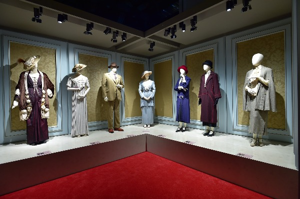 downton abbey the exhibition costumes