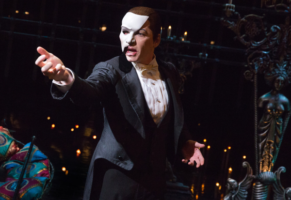 james barbour the phantom of the opera