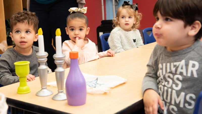 Temple Sinai Nursery with Bright Horizons