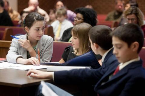 Speech & Debate: Primary School Ages 6-9, Middle School Ages 10-13, High School ages 14-18 - Courses for college students also available. We offer beginner, intermediate competitive and advanced competitive debate courses. -