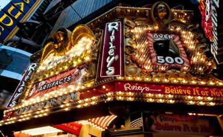 Ripley's Times Square -