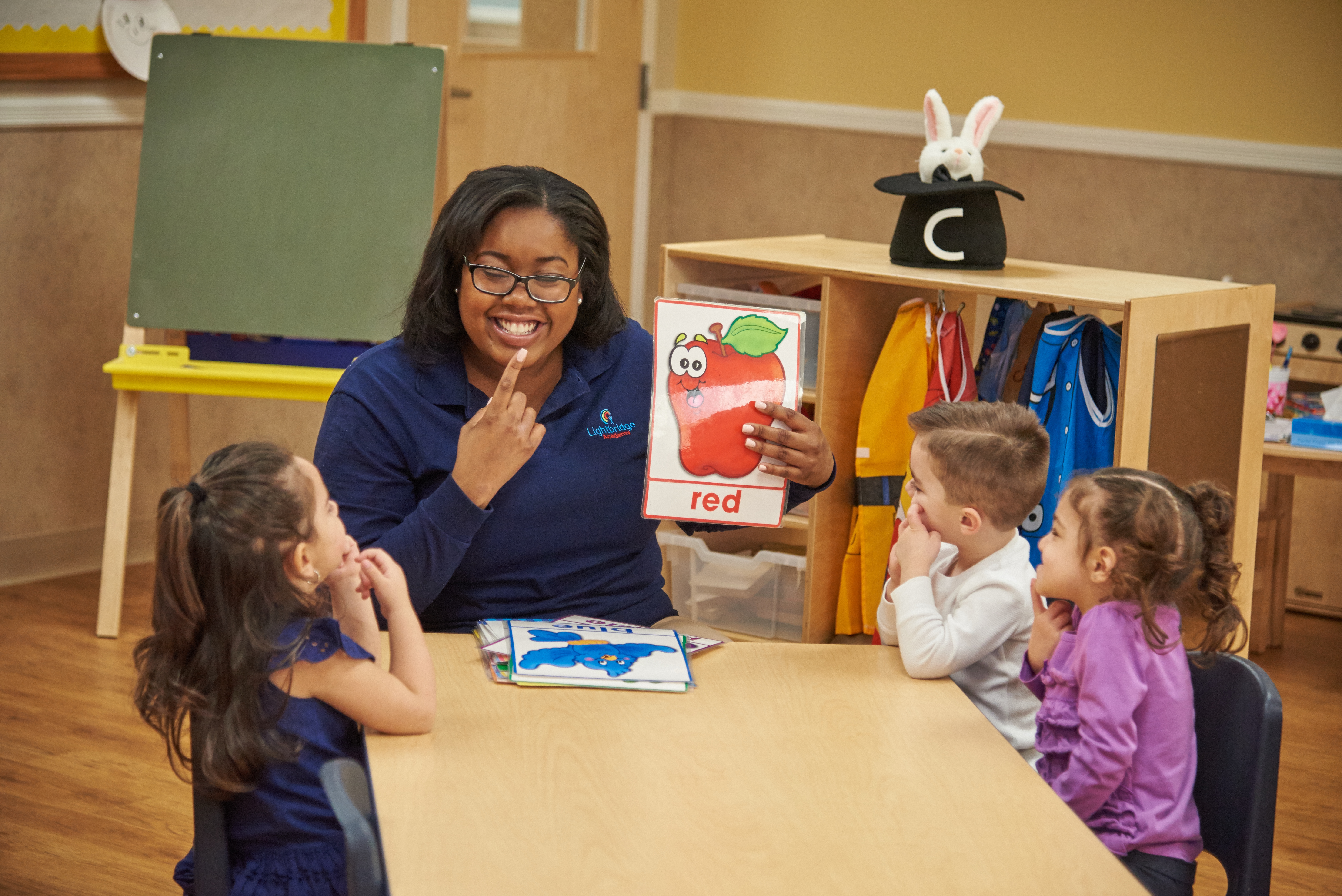 Seedlings Early Childhood Education Program -