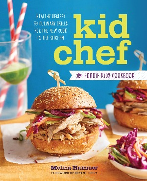 kid chef book