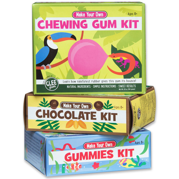 glee gum make your own candy kits