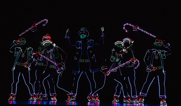 the illusionists light balance