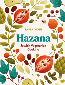 hazana cookbook cover