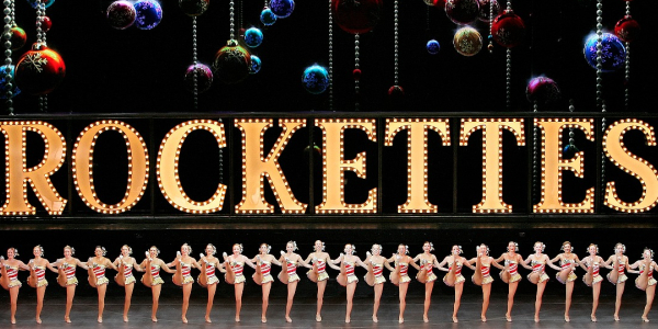 Christmas Spectacular Rockettes