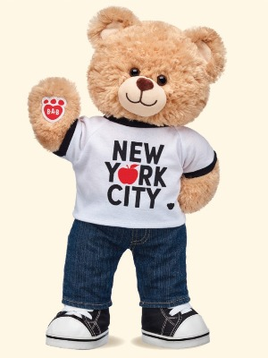 build a bear new york city