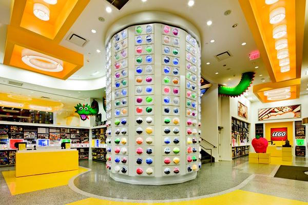 LEGO Rock Center