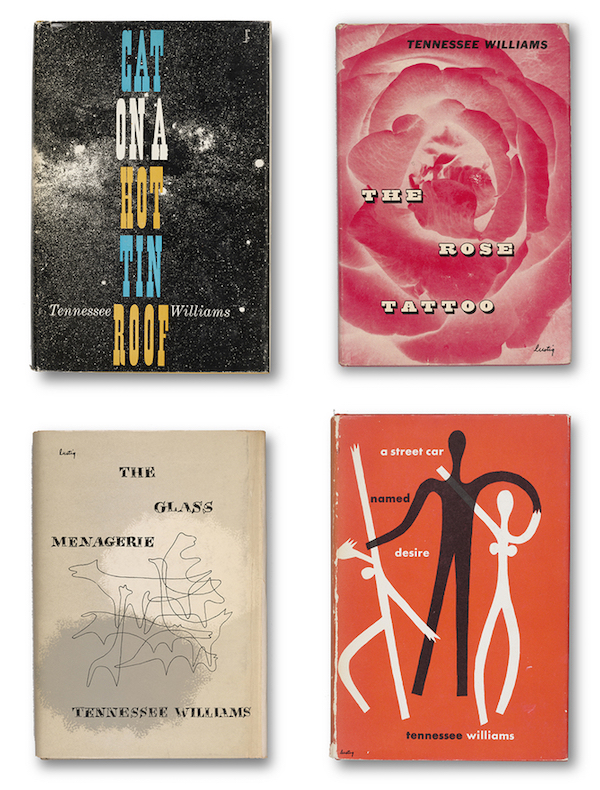 Tennessee Williams books