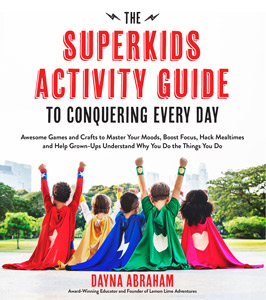 superkids activity guide to conquering every day book cover