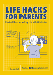 life hacks for parents cover