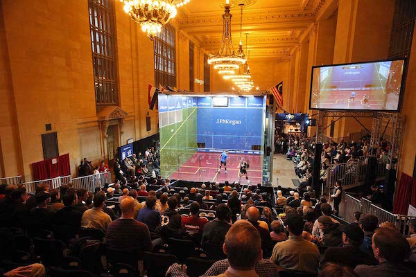 TOC Squash Grand Central Station
