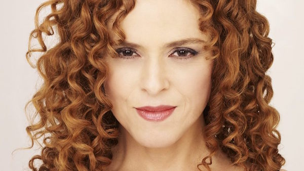 Bernadette Peters photo by Andrew Eccles