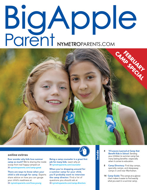 Big Apple Parent Mini Summer Camp Guide