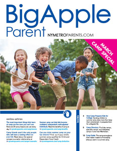Big Apple Parent Mini Summer Camp Guide March