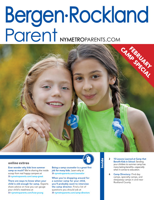 Bergen Rockland Parent Mini Summer Camp Guide