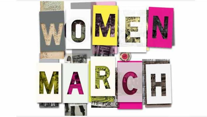 new-york historical women march