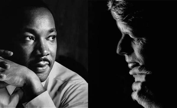 Rebel Spirits Robert F. Kennedy and Martin Luther King, Jr
