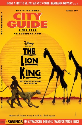 lion king cityguideny cover