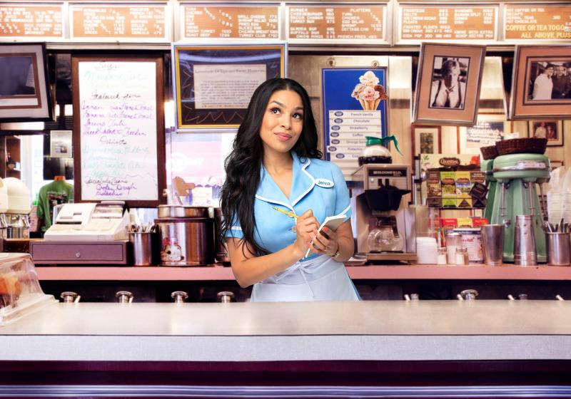 jordin sparks waitress