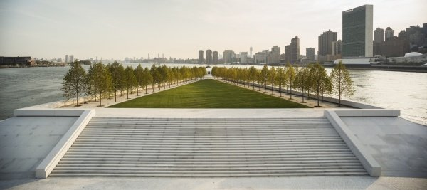 roosevelt island four freedoms