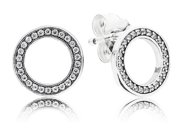 9f2444bd3 Radiant New Jewelry in NYC from the PANDORA Shine Collection