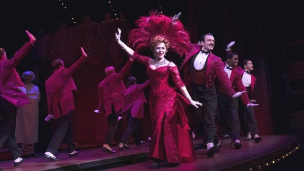 bernadette peters hello dolly!