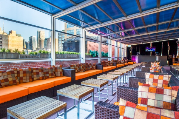 Cantina Rooftop Hell S Kitchen