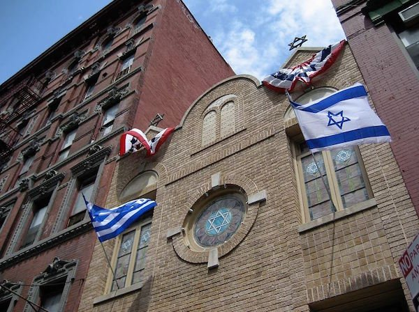 Historic Lower East Side Synagogues
