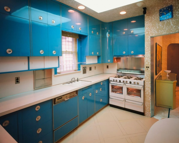 kitchen louis armstrong house