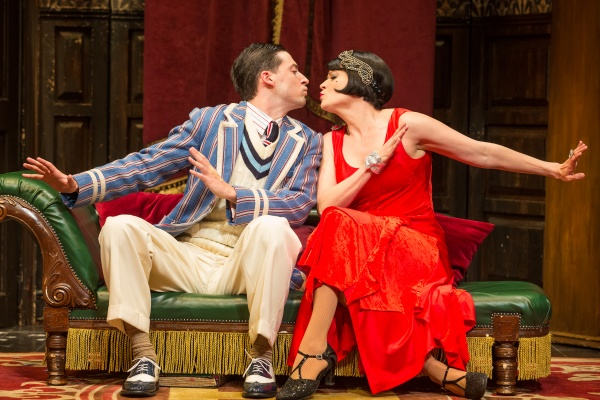 play that goes wrong Alex Mandell and Amelia McClain