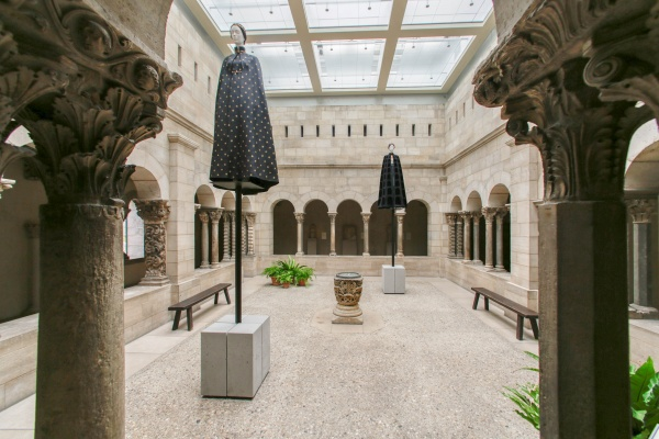 Gallery View, Saint-Guilhem Cloister, Heavenly Bodies, The Met