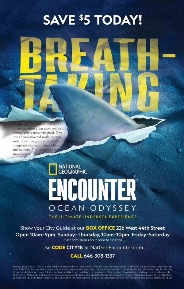 coupon code national geographic ocean odyssey