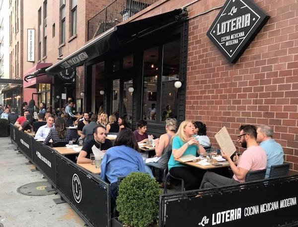 Unlike Most Of The Other Restaurants On This List La Loteria Is Neither French Nor Italian Patio You Can Enjoy Chips And Guac Tamarind