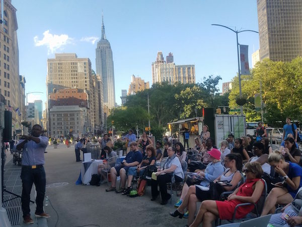 Flatiron Summer Series Tech Tuesdays