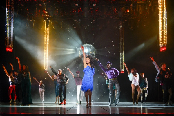Ariana DeBose The Donna Summer Musical