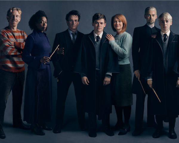 Harry Potter and the Cursed Child: Charlie Gray