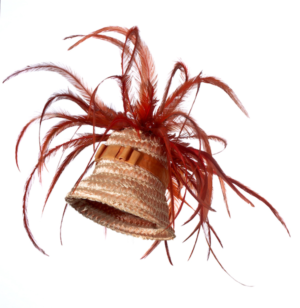 Bill Cunningham beach hat