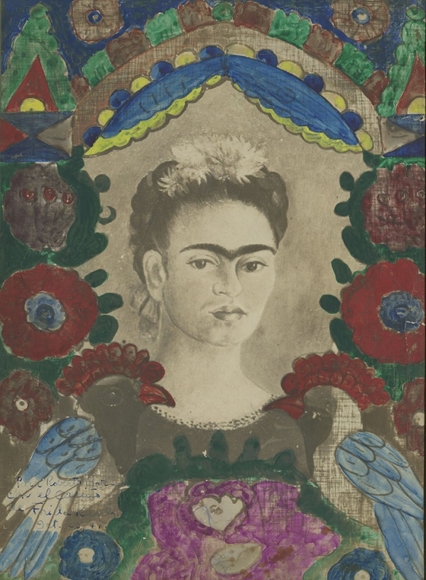 frida kahlo morgan museum