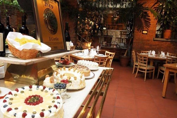 Il Cortile Catering