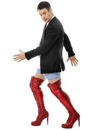 david cook kinky boots