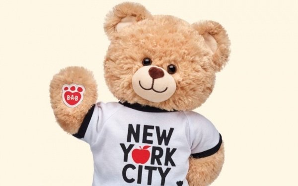 new york build a bear