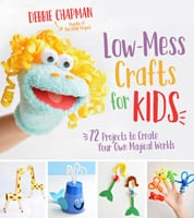 low-mess crafts for kids
