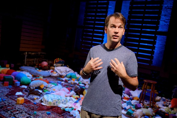 mike birbiglia the new one