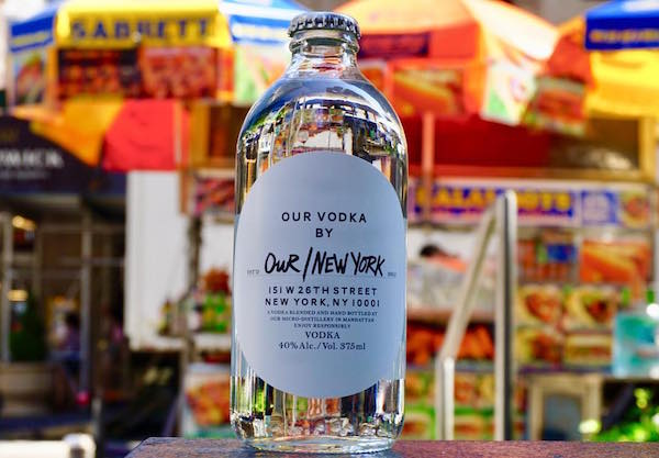 Our New York Vodka