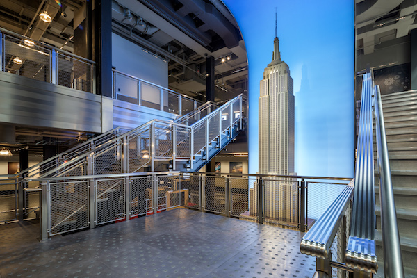Empire State Building New Entrance photo Evan Joseph